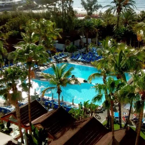 Costa Canaria Adults Only ✓ Rust