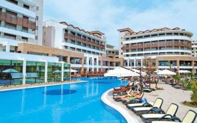 Zonvakantie Turkije / Side met verblijf in een 5-sterren hotel - Alleen voor volwassenen!