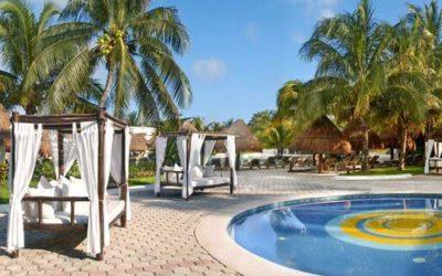 Vakantie naar Xpu-ha (Playa del Carmen) met verblijf in een 5-sterren hotel o.b.v. All Inclusive. Adults only. Vliegreis met TUIfly.