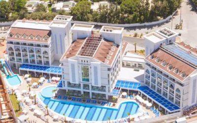 Zonvakantie Side met verblijf in een All Inclusive 5-sterren hotel o.b.v. All Inclusive
