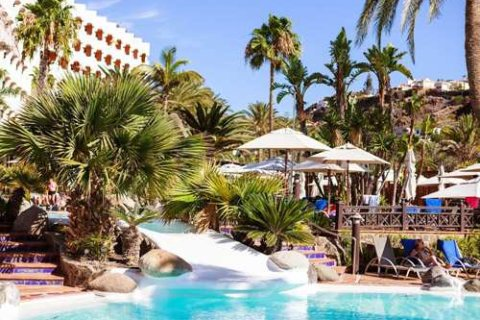 Strandvakantie San Agustin met verblijf in IFA Beach inclusief ontbijt en diner