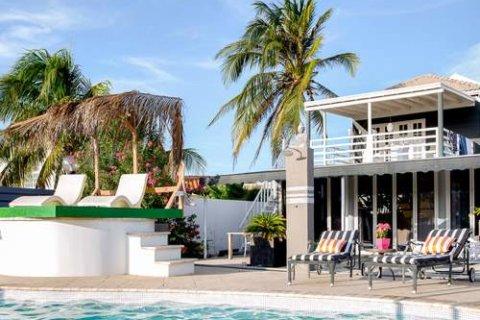 Vakantie Aruba met verblijf in appartementen Modern World Aruba o.b.v.. logies.