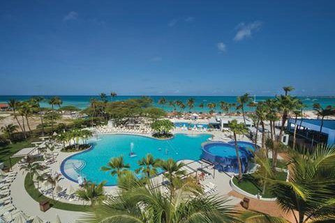 RIU Palace Antillas Adults Only ✓ Rust