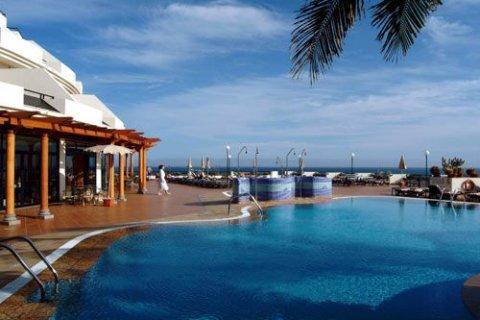 Strandvakantie Costa Calma met verblijf in 4-sterren hotel SBH Crystal Beach