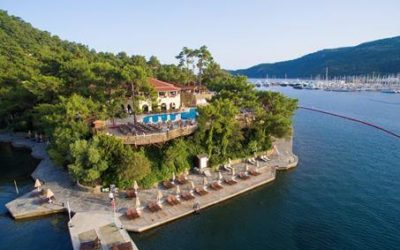 TUI BLUE Marmaris Adults Only ✓ Rust
