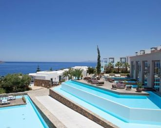 TUI SENSIMAR Elounda Village Resort & Spa Adults Only ✓ Rust