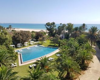 TUI SENSIMAR Oceana Resort & Spa in Golf van Hammamet