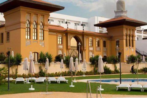 Hotel ALEGRIA Palacio Mojacar - inclusief privétransfer Adults Only ✓ Rust