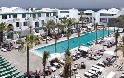Hotel Barceló Teguise Beach - halfpension Adults Only ✓ Rust