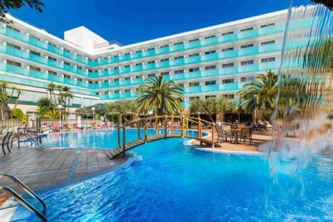 Hotel H10 Delfin Park Adults Only ✓ Rust