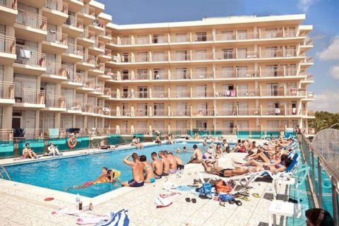 Hotel Piscis Adults Only ✓ Rust