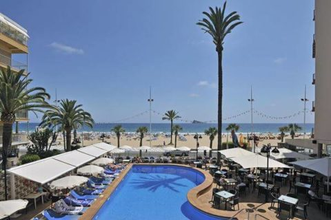 Hotel Sol Costablanca Adults Only ✓ Rust