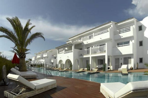 Ushuaïa Ibiza Beach Hotel Adults Only ✓ Rust