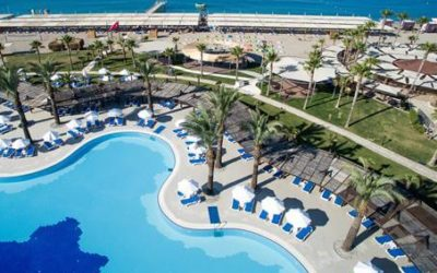 TUI BLUE Palm Garden Adults Only ✓ Rust