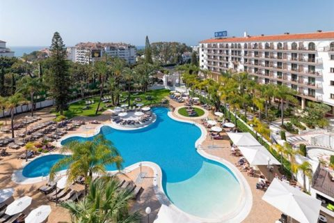 Hotel H10 Andalucia Plaza - adults only Adults Only ✓ Rust