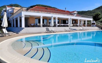 Hotel Louloudis Boutique & Spa Adults Only ✓ Rust