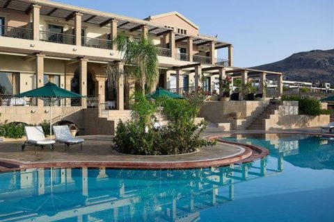 Hotel Mitsis Lindos Memories Adults Only ✓ Rust