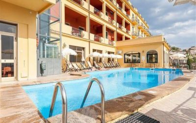 Hotel Sole Castello Adults Only ✓ Rust