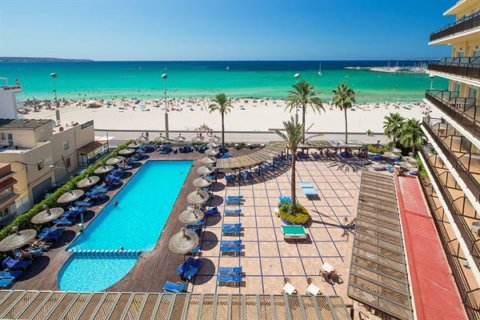 Hotel THB El Cid Class - zomer 2019 Adults Only ✓ Rust