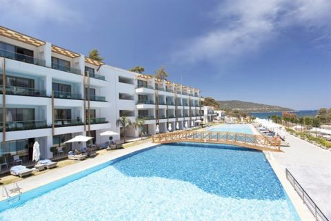 Thor Luxury Hotel & Spa Bodrum Adults Only ✓ Rust