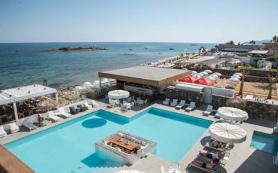 Ammos Beach Resort - adults only Adults Only ✓ Rust