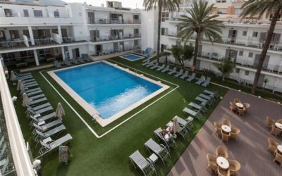 Hotel Eix Alcudia Adults Only ✓ Rust