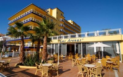 Hotel Las Arenas - zomer Adults Only ✓ Rust