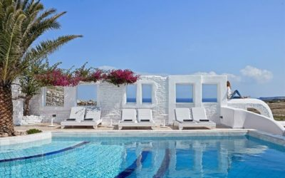 Hotel Mr & Mrs White Paros Adults Only ✓ Rust