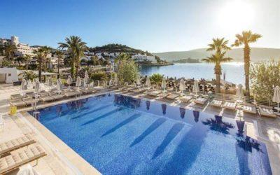 Zonvakantie Turkije / Bodrum met verblijf in een 5-sterren hotel - prachtig gelegen