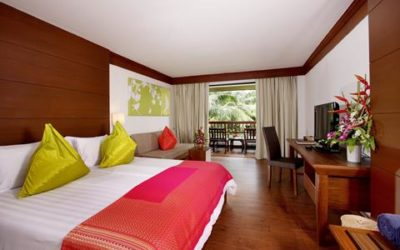 Kamala Beach Resort Adults Only ✓ Rust