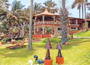Ngala Lodge Adults Only ✓ Rust