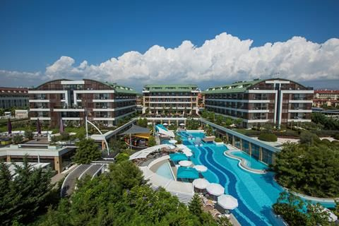 TUI SENSIMAR Side Resort & Spa Adults Only ✓ Rust