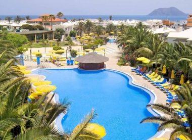 8 daagse vliegvakantie naar Atlantis Fuerteventura Resort in corralejo