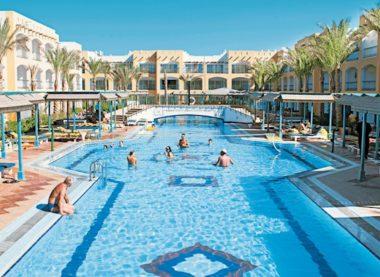 8 daagse vliegvakantie naar Bel Air Azur Resort in hurghada