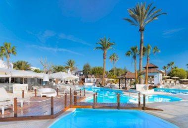 8 daagse vliegvakantie naar SENTIDO H10 White Suites in playa blanca