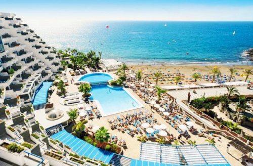 8 daagse vliegvakantie naar Suite Princess in playa de taurito