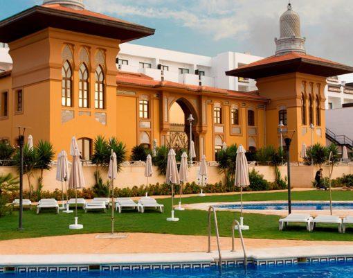 Hotel ALEGRIA Palacio Mojacar - inclusief privétransfer