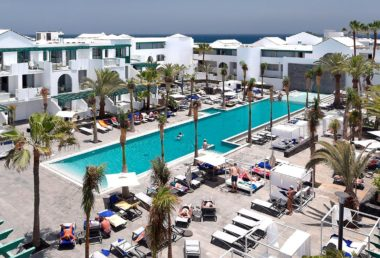 Hotel Barceló Teguise Beach - halfpension