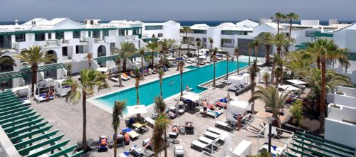 Hotel Barceló Teguise Beach - halfpension