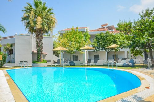 Inspira Boutique Hotel (voorheen Hotel Princess Calypso) - adults only