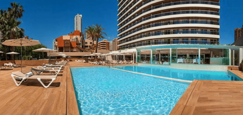 Hotel Don Pancho - adults only - winterzon