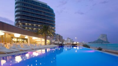 Hotel Sol y Mar - halfpension - adults only