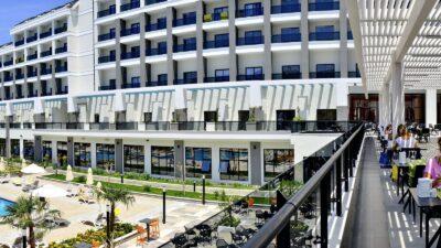 Seaden Valentine Resort&Spa in Kumkoy