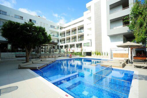 Atrium Ambiance Hotel in Rethymnon