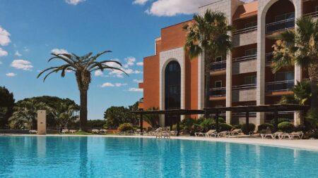 Falesia Hotel in Albufeira