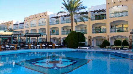Bel Air Hotel in Hurghada-Stad