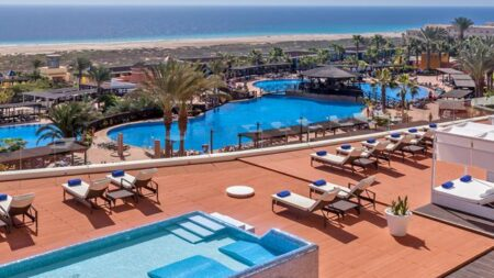 Hotel Occidental Jandia Royal Level