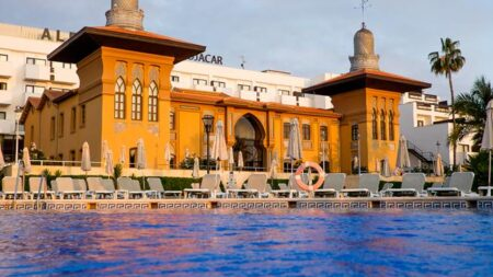 Hotel ALEGRIA Palacio Mojacar - adults only