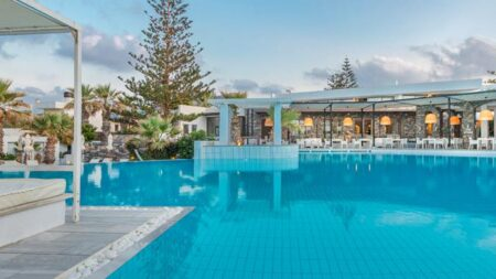 Hotel The Island (Logies & Ontbijt) - adults only