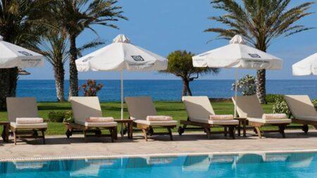 Hotel Constantinou Bros Athena Royal Beach - winterzon